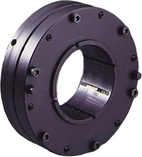 Shrink Disc For Diaphragm Couplings