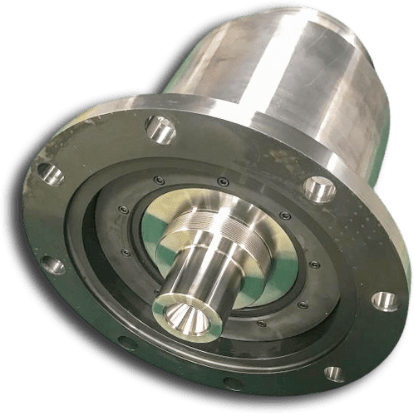Peak Shaver Safety Hub For Rotating Machinery