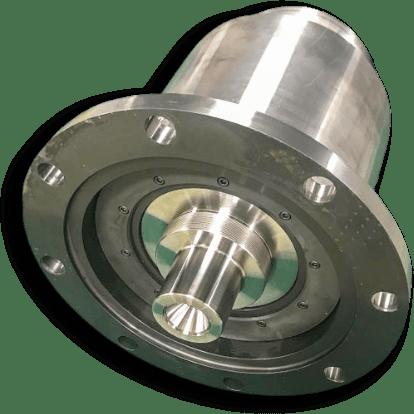 Peak Shaver Safety Hub For Rotating Machinery